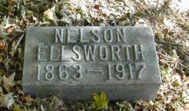 ELLSWORTH, NELSON - Gallia County, Ohio | NELSON ELLSWORTH - Ohio Gravestone Photos