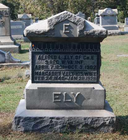 ELY, ALFRED L - Gallia County, Ohio | ALFRED L ELY - Ohio Gravestone Photos