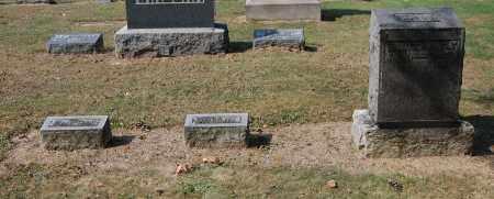 ELY, FAMILY GROUP - Gallia County, Ohio | FAMILY GROUP ELY - Ohio Gravestone Photos
