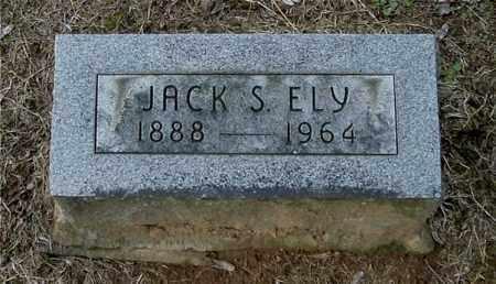 ELY, JACK S - Gallia County, Ohio   JACK S ELY - Ohio Gravestone Photos