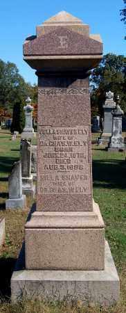 ELY, VELLA - Gallia County, Ohio | VELLA ELY - Ohio Gravestone Photos