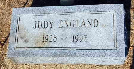 ENGLAND, JUDY - Gallia County, Ohio | JUDY ENGLAND - Ohio Gravestone Photos