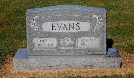 EVANS, LOIS ANN - Gallia County, Ohio | LOIS ANN EVANS - Ohio Gravestone Photos