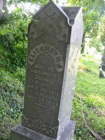 EWING, ELIZABETH A. - Gallia County, Ohio | ELIZABETH A. EWING - Ohio Gravestone Photos
