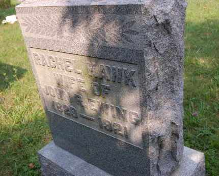 EWING, RACHEL - Gallia County, Ohio | RACHEL EWING - Ohio Gravestone Photos
