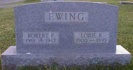 EWING, ROBERT - Gallia County, Ohio | ROBERT EWING - Ohio Gravestone Photos