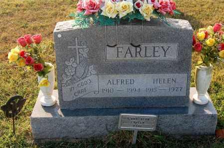 FARLEY, HELEN - Gallia County, Ohio | HELEN FARLEY - Ohio Gravestone Photos