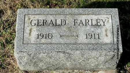 FARLEY, GERALD - Gallia County, Ohio | GERALD FARLEY - Ohio Gravestone Photos