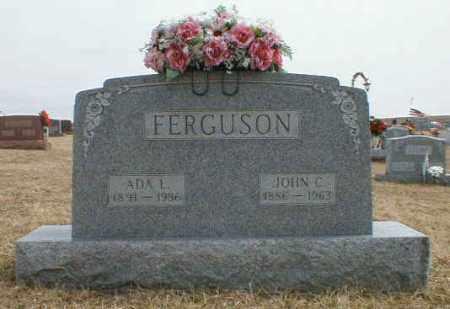FERGUSON, JOHN - Gallia County, Ohio | JOHN FERGUSON - Ohio Gravestone Photos