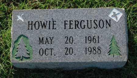 FERGUSON, HOWIE - Gallia County, Ohio | HOWIE FERGUSON - Ohio Gravestone Photos