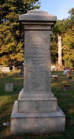 MAUCK, AMOS ORLANDO - Gallia County, Ohio | AMOS ORLANDO MAUCK - Ohio Gravestone Photos