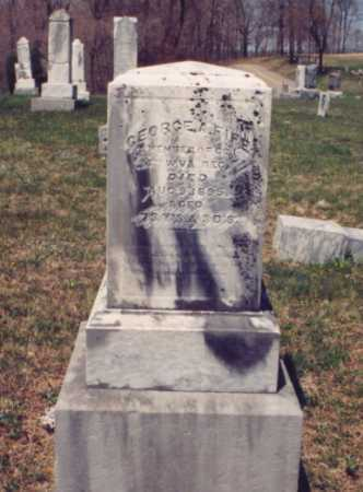 FIFE, GEORGE ADAM - Gallia County, Ohio | GEORGE ADAM FIFE - Ohio Gravestone Photos