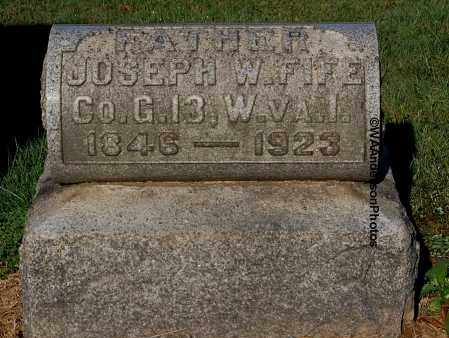FIFE, JOSEPH W - Gallia County, Ohio | JOSEPH W FIFE - Ohio Gravestone Photos