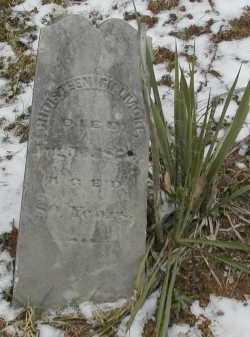 FILLMORE, CHRISTEEN - Gallia County, Ohio   CHRISTEEN FILLMORE - Ohio Gravestone Photos