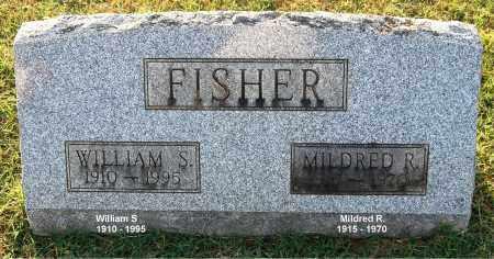 FISHER, WILLIAM S. - Gallia County, Ohio | WILLIAM S. FISHER - Ohio Gravestone Photos