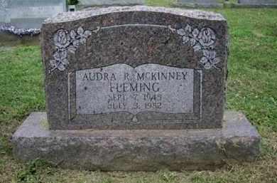 MCKINNEY FLEMING, AUDREY - Gallia County, Ohio   AUDREY MCKINNEY FLEMING - Ohio Gravestone Photos