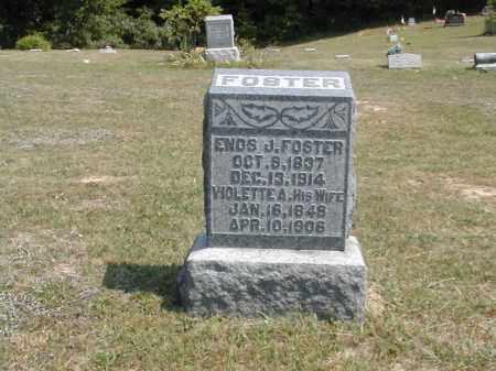 FOSTER, VIOLETTA - Gallia County, Ohio | VIOLETTA FOSTER - Ohio Gravestone Photos