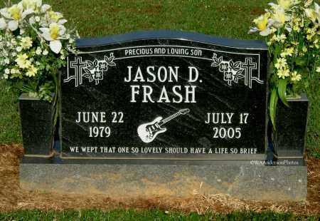 FRASH, JASON D - Gallia County, Ohio | JASON D FRASH - Ohio Gravestone Photos