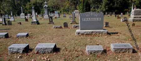 FRASHIER, FAMILY MONUMENT - Gallia County, Ohio | FAMILY MONUMENT FRASHIER - Ohio Gravestone Photos