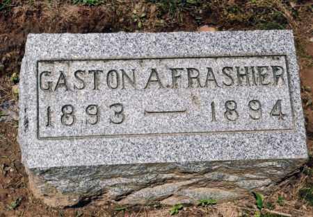 FRASHIER, GASTON A. - Gallia County, Ohio | GASTON A. FRASHIER - Ohio Gravestone Photos