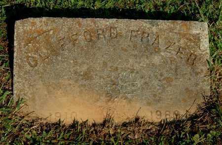 FRAZER, CLIFFORD - Gallia County, Ohio   CLIFFORD FRAZER - Ohio Gravestone Photos