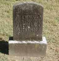 MOREHOUSE FREDERICK, EMMA - Gallia County, Ohio | EMMA MOREHOUSE FREDERICK - Ohio Gravestone Photos