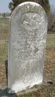 FREDERICK, EMILY E. - Gallia County, Ohio   EMILY E. FREDERICK - Ohio Gravestone Photos