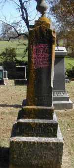 FREDERICK, WILLIAM - Gallia County, Ohio   WILLIAM FREDERICK - Ohio Gravestone Photos