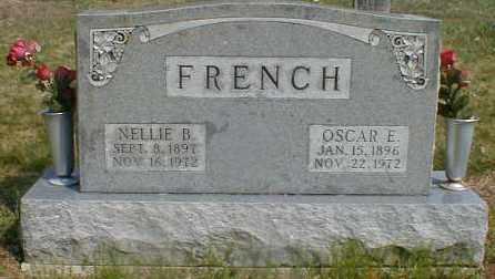 FRENCH, OSCAR - Gallia County, Ohio | OSCAR FRENCH - Ohio Gravestone Photos