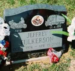 FULKERSON, JEFFREY - Gallia County, Ohio | JEFFREY FULKERSON - Ohio Gravestone Photos