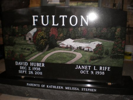 FULTON, DAVID H - Gallia County, Ohio | DAVID H FULTON - Ohio Gravestone Photos