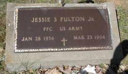 FULTON, JESSIE - Gallia County, Ohio | JESSIE FULTON - Ohio Gravestone Photos