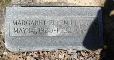FULTON, MARGARET - Gallia County, Ohio | MARGARET FULTON - Ohio Gravestone Photos