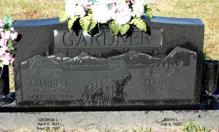 GARDNER, EDITH - Gallia County, Ohio | EDITH GARDNER - Ohio Gravestone Photos