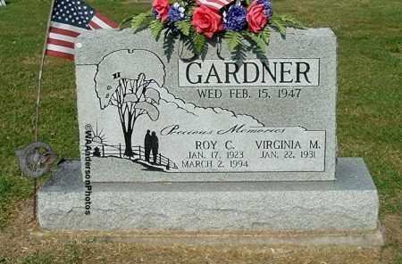 GARDNER, ROY C - Gallia County, Ohio | ROY C GARDNER - Ohio Gravestone Photos
