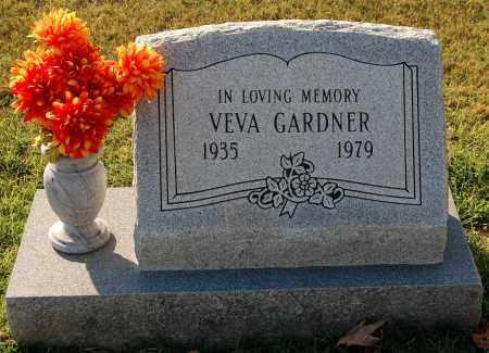 GARDNER, VEVA - Gallia County, Ohio   VEVA GARDNER - Ohio Gravestone Photos