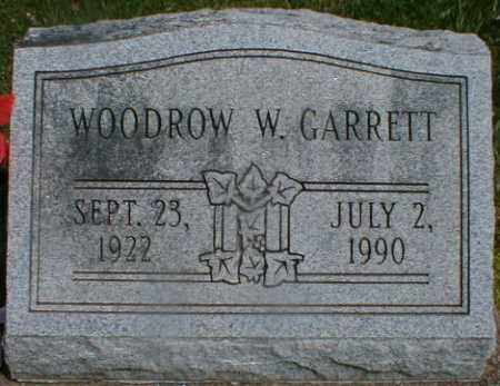 GARRETT, WOODROW - Gallia County, Ohio | WOODROW GARRETT - Ohio Gravestone Photos