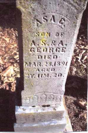 GEORGE, ASA - Gallia County, Ohio | ASA GEORGE - Ohio Gravestone Photos