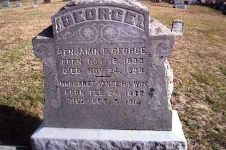 VANCE GEORGE, MARGARET - Gallia County, Ohio | MARGARET VANCE GEORGE - Ohio Gravestone Photos