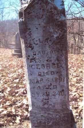 GEORGE, ELLA M. - Gallia County, Ohio | ELLA M. GEORGE - Ohio Gravestone Photos