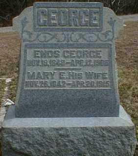GEORGE, MARY - Gallia County, Ohio | MARY GEORGE - Ohio Gravestone Photos