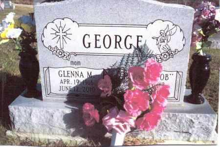 GEORGE, GLENNA M. - Gallia County, Ohio | GLENNA M. GEORGE - Ohio Gravestone Photos
