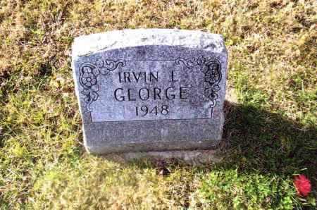 GEORGE, IRVIN L. - Gallia County, Ohio | IRVIN L. GEORGE - Ohio Gravestone Photos