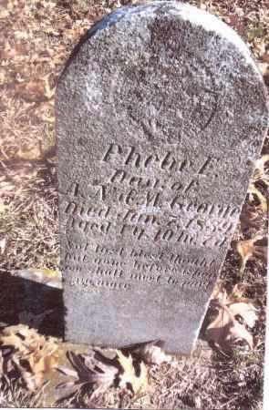 GEORGE, PHEBE E. - Gallia County, Ohio | PHEBE E. GEORGE - Ohio Gravestone Photos