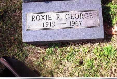 GEORGE, ROXIE - Gallia County, Ohio | ROXIE GEORGE - Ohio Gravestone Photos