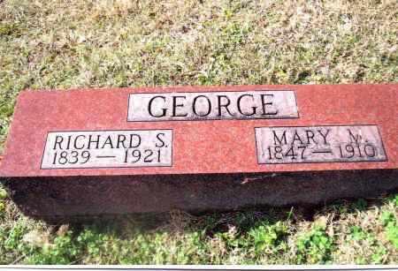 GEORGE, RICHARD - Gallia County, Ohio | RICHARD GEORGE - Ohio Gravestone Photos