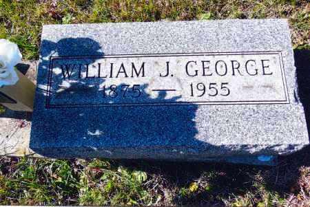 GEORGE, WILLIAM J. - Gallia County, Ohio | WILLIAM J. GEORGE - Ohio Gravestone Photos