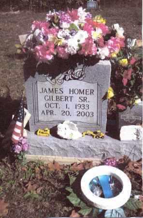 GILBERT, JAMES HOMER - Gallia County, Ohio   JAMES HOMER GILBERT - Ohio Gravestone Photos