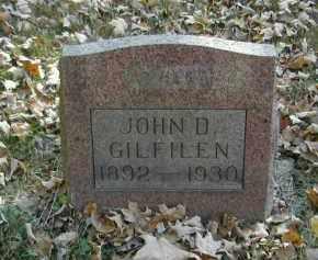 GILFILEN, JOHN - Gallia County, Ohio | JOHN GILFILEN - Ohio Gravestone Photos