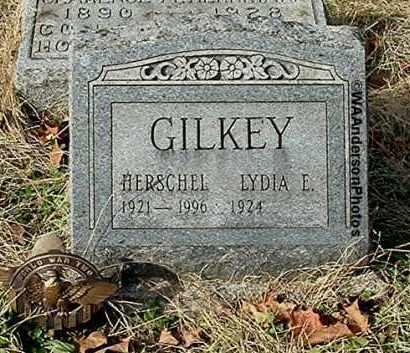 GILKEY, LYDIA E - Gallia County, Ohio   LYDIA E GILKEY - Ohio Gravestone Photos